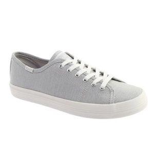 Keds Grey Kick Snakers